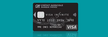 Cr dit agricole d ile de france carte visa infinite - Augmenter plafond carte bancaire credit agricole ...