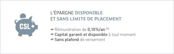 Credit Agricole D Ile De France Csl Compte Sur Livret