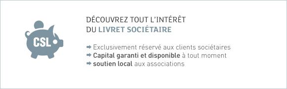 Credit Agricole D Ile De France Livret Societaires Vous N Etes Pas
